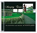 Amazing Grace-Bagpipes & Drums [Import anglais]