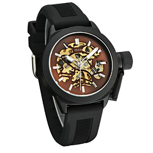 Armbanduhr LANOWO FüR MäNner Uhren Top-Marke Luxus Hohlskelett Automatikuhr Uhr Verkaufen Sich Wie Warme Semmeln Watch