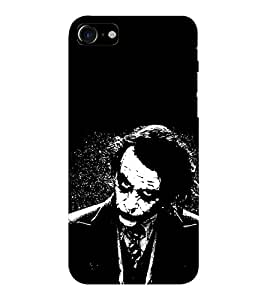 EPICCASE why so serious Mobile Back Case Cover For Apple iPhone 7 (Designer Case)