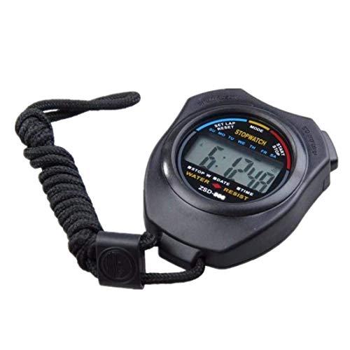 NEEKY Sportuhren Herren Fitness Sportelektronik SchrittzäHler Smartwatch - Digital LED-Quarz-Alarm-Datums-Sport-Armbanduhr des wasserdichten Männer Jungen