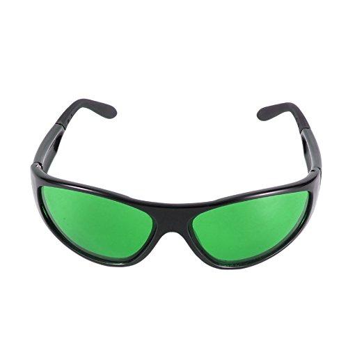 (LED-Anlage wachsen Licht Schutzbrille Innen Hydroponische Zimmer Pflanze Visual Eye Schutz UV-Brille)