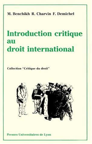 Introduction critique au droit international