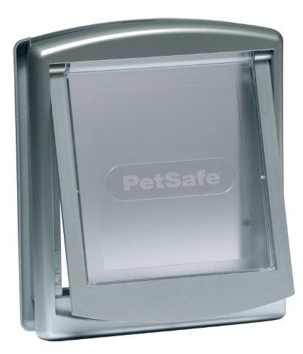 Gatera PetSafe 737, plateado
