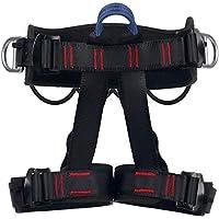 Arnés de Escalada de la Cintura del Asiento de Protección de la Cadera de la Correa del cinturón de Seguridad del Consejo de Medio árbol de Escalada Escalada Montañismo Cuerpo de Bomberos del Deporte