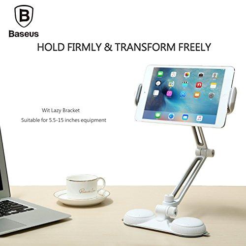 360 gradi rotazione titolare Wit pigro staffa per 5.5-15 pollici Tablet Smartphone iPad - 5.5 Tablet