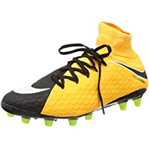 size 40 33402 3c8b1 Nike Hypervenom Phatal III Dynamic Fit AG-Pro, Zapatillas de Fútbol para  Hombre