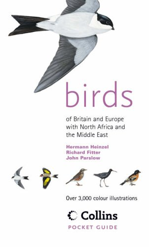 Collins Pocket Guide - Birds of Britain and Europe
