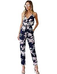 bafde701f60b1 Amazon.es  vestidos cortos para adolescentes - Monos   Mujer  Ropa