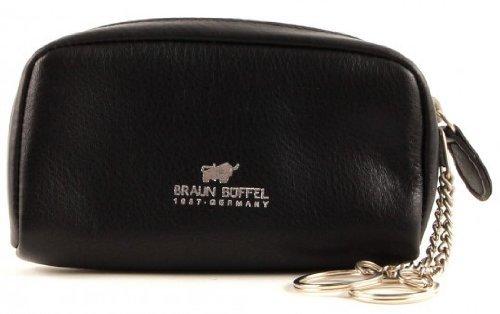 Braun Büffel Golf Schlüsseletui Leder 11,5 cm
