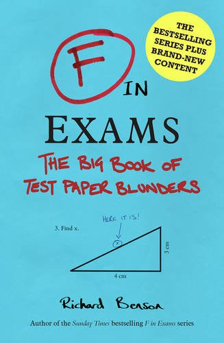 The Big Book of F in Exams: The Best Ever Test Paper Blunders