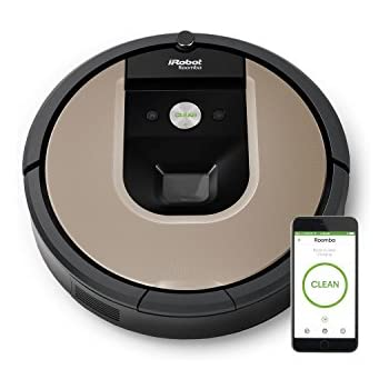 die roboter staubsauger robot roomba 966. Black Bedroom Furniture Sets. Home Design Ideas