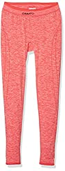 Craft Active Comfort Pants Junior Baselayer – Poppy, 146152