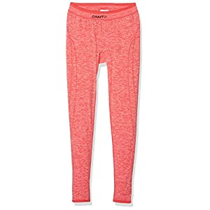 Craft Kinder Active Comfort Pants Jr Poppy Baselayer