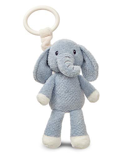 Aurora Elly, 61229, Elefante, Azul grisáceo, nuevos bebés, Cochecito de bebé y Silla de Paseo, Color Azul