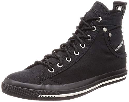 Diesel exposure i sneakers uomini nero - 42 - sneakers alte