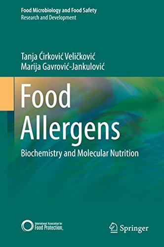 Ebooks télécharger pdf gratuitement Food Allergens: Biochemistry and Molecular Nutrition CHM by