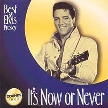 It's Now Or Never - Best Of (24 Karat Gold-CD)