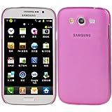 Rocina ultradünnes HardCase Backcover Schutzhülle in pink für Samsung i9082 Galaxy Grand Duos
