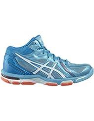 Shoes GEL-VOLLEY ELITE 3 MT AQUARIUM/WHITE/FLASH CORAL 16/17 Asics