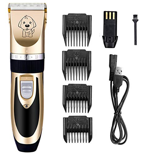 Pet Clippers-Afeitadora eléctrica profesional cabello