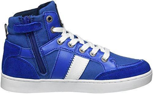 Gaastra Hobie Mid Cvs K, Chaussons montants garçon Blau (Blue)