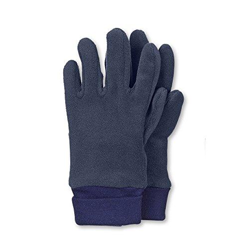 Sterntaler Jungen Handschuhe Fingerhandschuh, Gr. 2, Blau (marine 300)