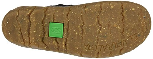 Inyectados Y Vulcanizadaos S.A Donna Ng96 Soft Grain Yggdrasil zoccoli Nero (Black)