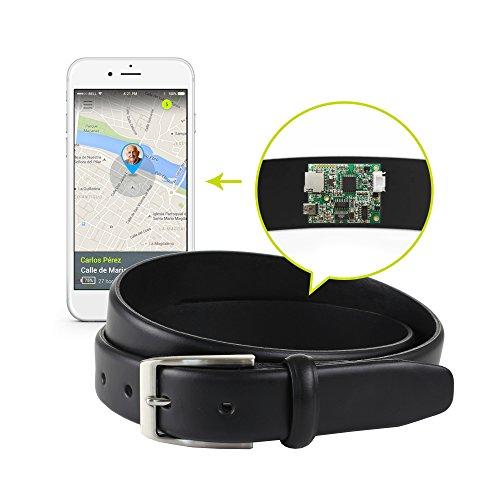 Cinturón Localizador GPS Neki (110 cm de Cintura, Talla 44)