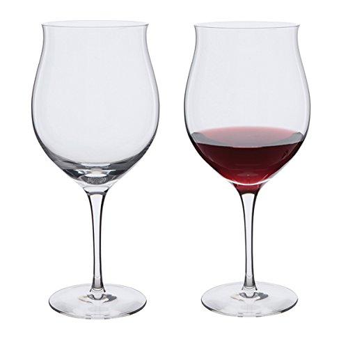 Dartington Wine Master Grand Cru Glas, klar, 2Stück Grand Cru Crystal