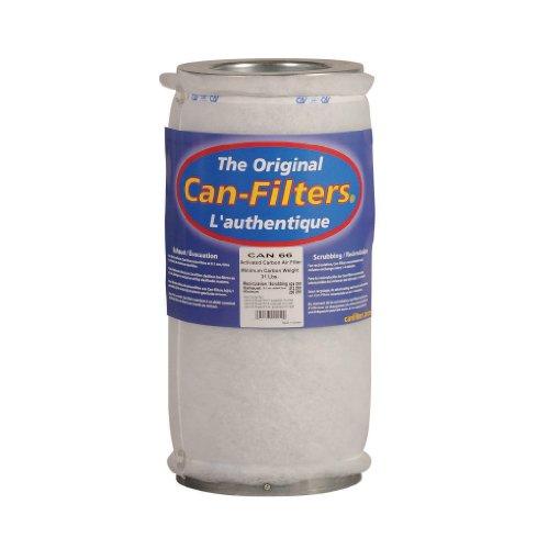 Kann 66Carbon Filter mit Vorfilter, Flansch separat erhältlich -