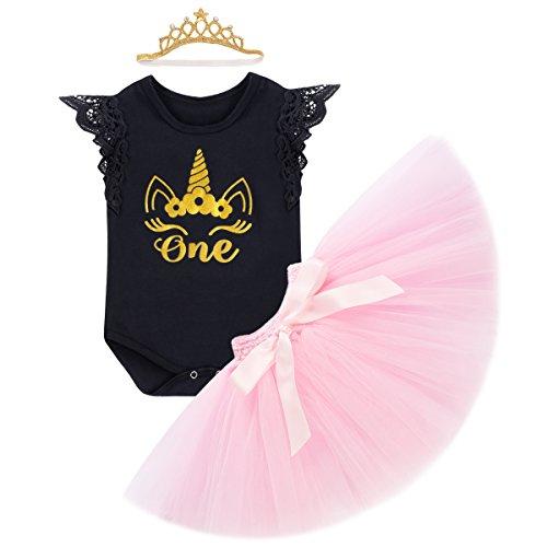 Barbie Outfits Für Teenager Mädchen - Obeeii Baby Mädchen 1. Geburtstag Outfit