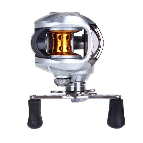 Lixada 10BB 6.3:1 Bait Casting Mulinello 9 Ball Cuscinetti + Ida Frizione ad Alta velocità per la Pesca