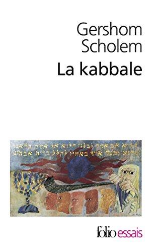 Kabbale (Folio Essais) par Gershom Scholem