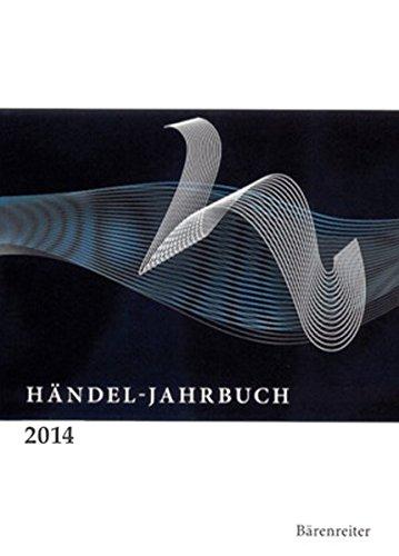 Händel-Jahrbuch: 2014