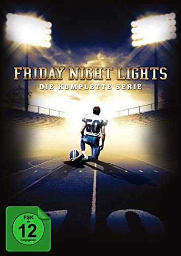 Friday Night Lights - Die Komplette Serie in einer Fan-Box [Limited Edition] [22 DVDs] - Friday Night Lights-tv-serie