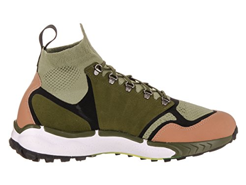 Nike Lady Rongbuk Gore-tex Waterproof Spatzierungsschuhe Palm Green / Legion Green