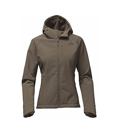The North Face Apex Bionic Hoodie Women's (X-Small, New Taupe Green)