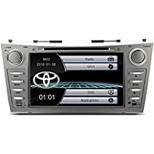 Radio Coche Xtrons Toyota GPS Bluetooth Mirror Link USB SD DIVX DVD MP3HD