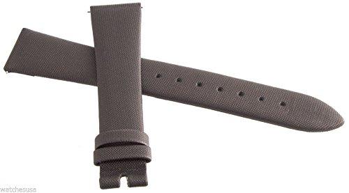 Maurice Lacroix marrone in vera pelle cinturino dell' orologio 18mm x...
