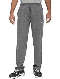Comfort Plus Men's Casual Track Pant ( Charcoal Maelange )