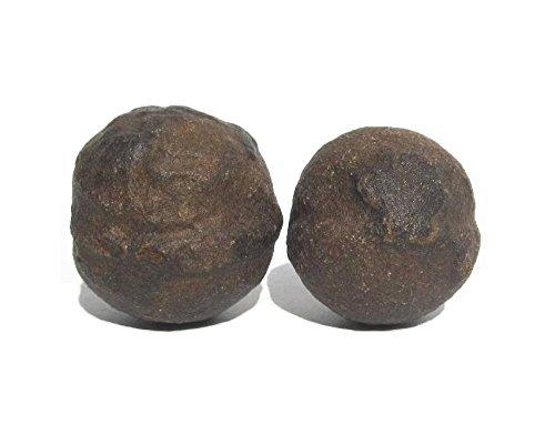 Moqui Marbles Paar Moquis Shaman Stones Schutzsteine U n i k a t | 16