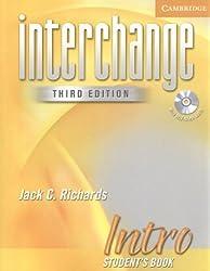Interchange Intro Student's Book with Audio CD (Interchange Third Edition) by Jack C. Richards (2004-12-28)