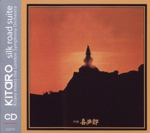 Kitaro: Kitaro Meets the London Symphony Orchestra-Silk Road Suite (Audio CD)