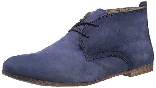 Tamaris 25328 Damen Desert Boots Blau (Denim 802)