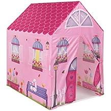 ColorBaby - Tienda de juegos con forma de casa, 95 x 72 x 102 cm