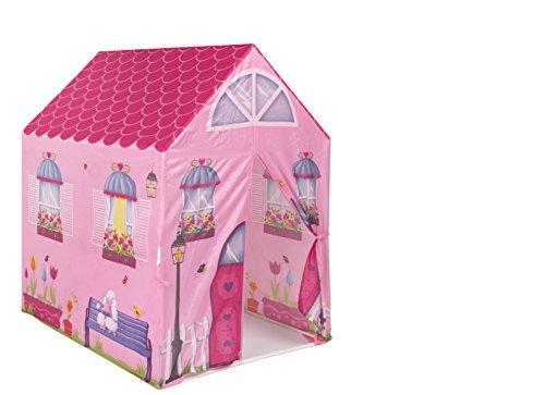ColorBaby - Casita de juegos Casa Rosa - 95x72x102 cm (42765)