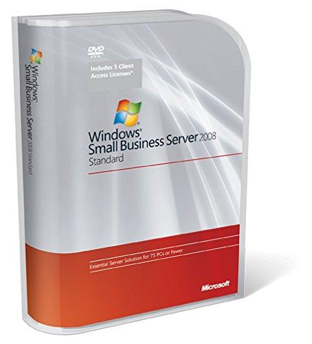 MS 1x 5DCAL Windows Small Business Server 2008 CAL Ste OEM (DE)