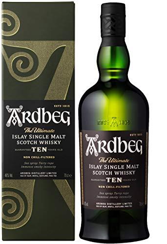 Ten Year Old Whisky Ardbeg con astuccio, Cl 70