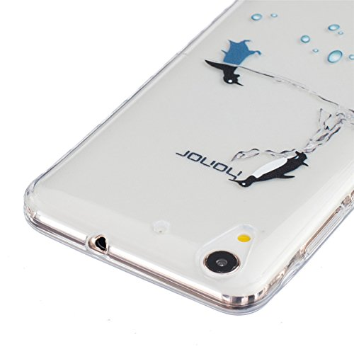 WYSTORE pour Huawei Honor 5A/Y6 II/Y6 2 Vogue Gel Housse étui de téléphone mobile ,TPU Silicone Matériau Transparente Ultra Mince Supérieur Semi Transparent Doux Coque pour Huawei Honor 5A/Y6 II/Y6 2  A08