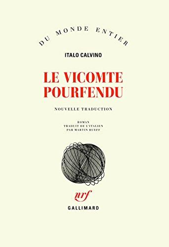 Le vicomte pourfendu par Italo Calvino